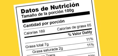 Etiquetatge dels productes alimentaris: l'aplicació del nou reglament