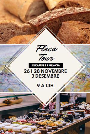 FLECA TOUR BARCELONA NOVEMBRE 2019