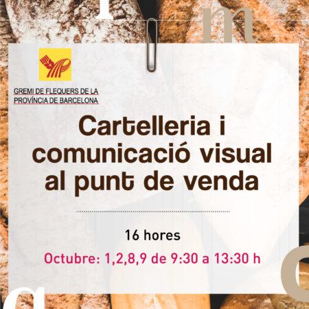 CARTELLERIA I COMUNICACIÓ VISUAL AL PUNT DE VENDA
