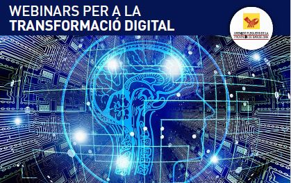Webinars TRANSFORMACIÓ DIGITAL
